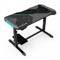 E-Blue Gaming Table with Backlite